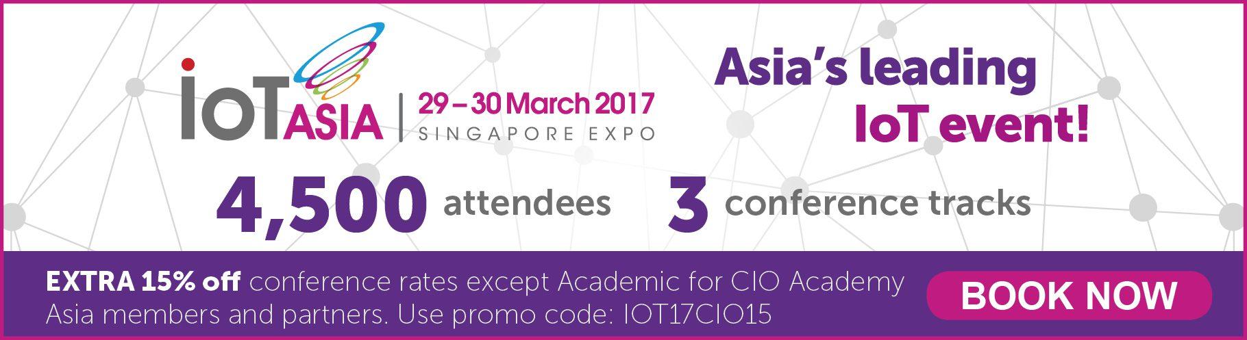 IoT Asia 2017
