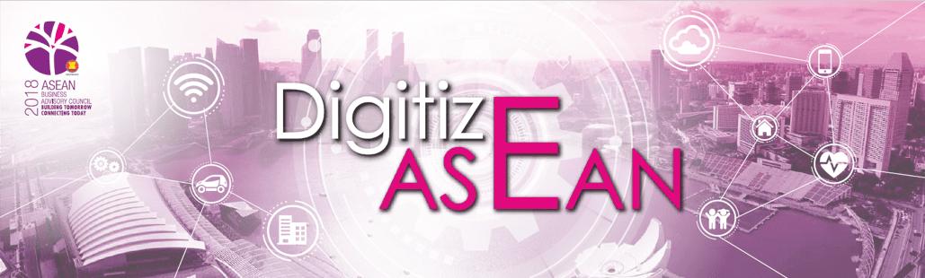 Digitize ASEAN 2018